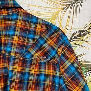 Marmot Plaid Ling Sleeve Shirt